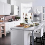 Kitchen backsplash wall decals